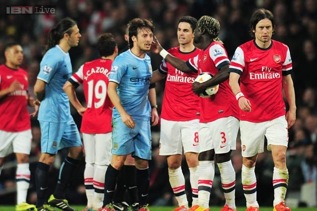 Arsenal City Sagna
