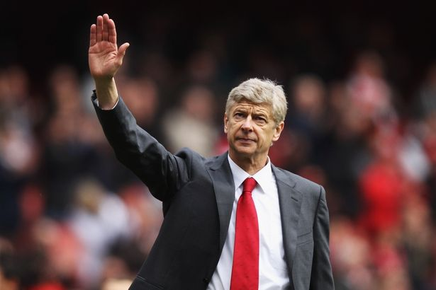 Arsene Wenger 23