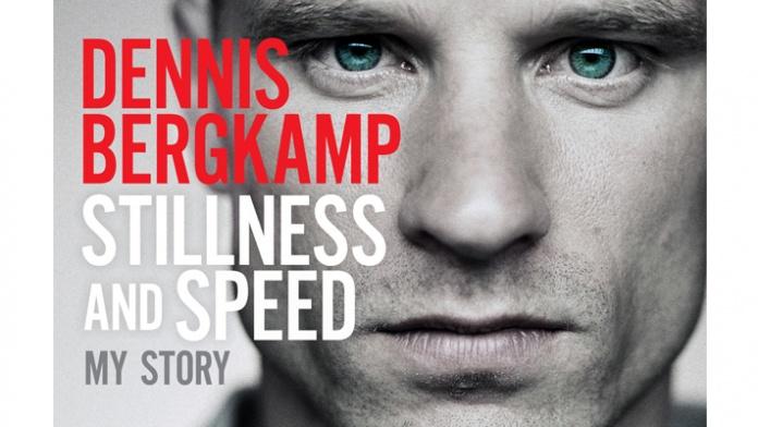 Dennis Bergkamp book