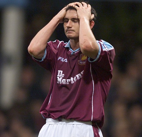 Frank Lampard West Ham