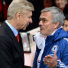 Arsene Wenger Jose Mourinho 02