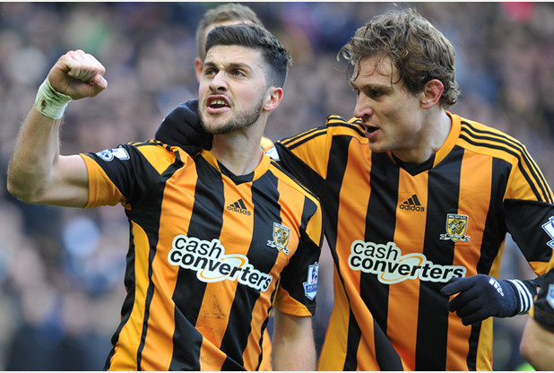 Shane Long Nikica Jelavic
