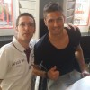 Groover and Olivier Giroud