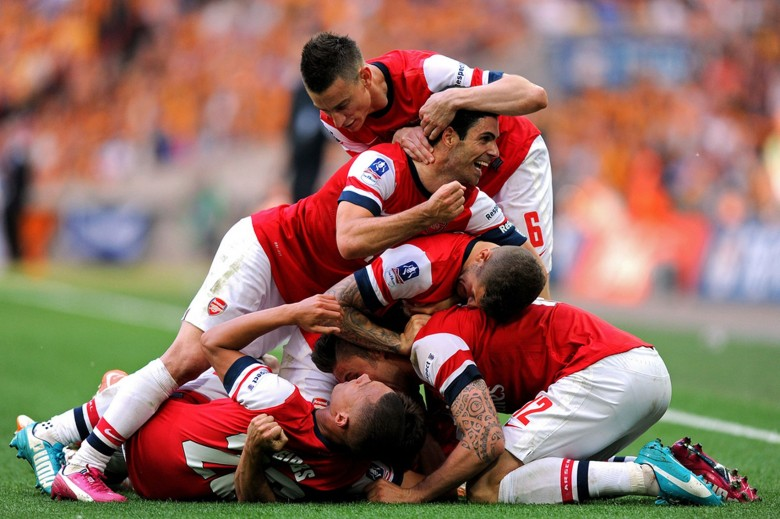 Pile Up Arse