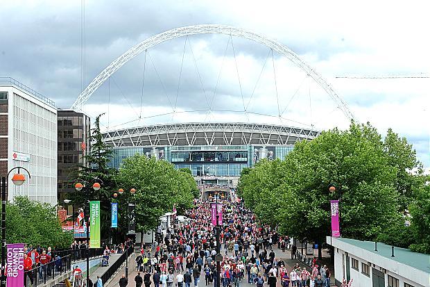 Wembley-Way