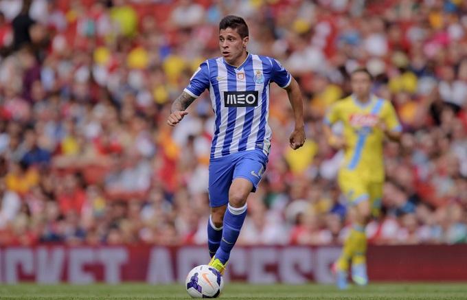 Juan Quintero of FC Porto