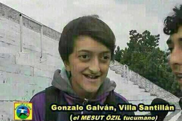 Ozil Kid