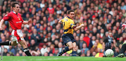0-1, Old Trafford, 1998…memories.
