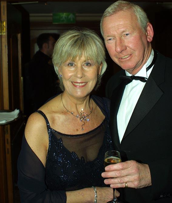 SBob Wilson & Wife2