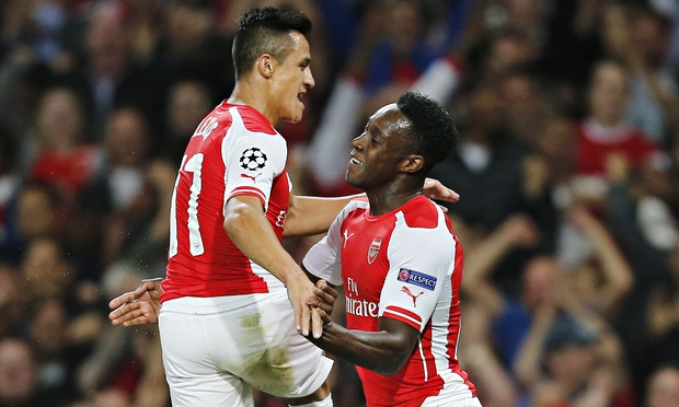 Arsenal's attack boasts of pace, power, skill and precision.