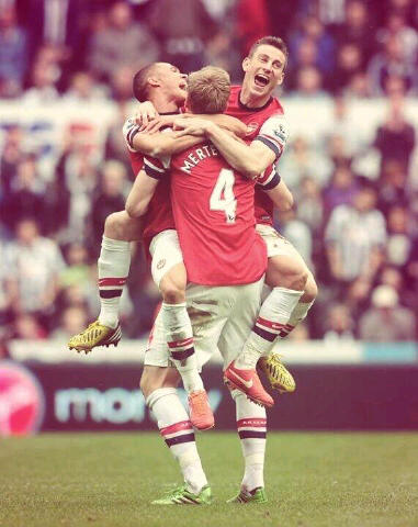 Arsenal need their defensive mojo back.