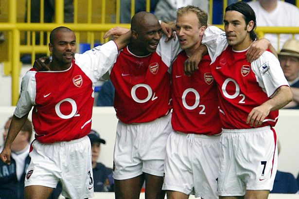 Pires could focus on his magic in attack with the likes of Vieira and Cole covering him