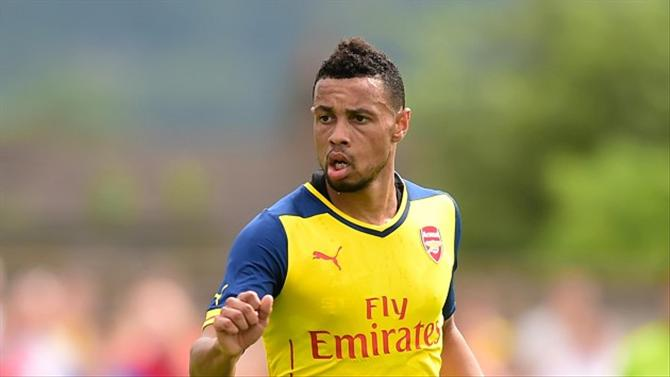 Coquelin should be replacing Flamini and Arteta, not out on loan to Charlton
