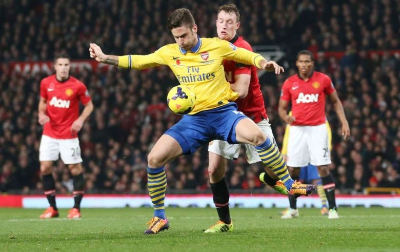 Need Giroud to step up in a big away match and dominate