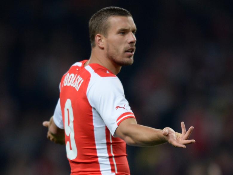 Poor Podolski