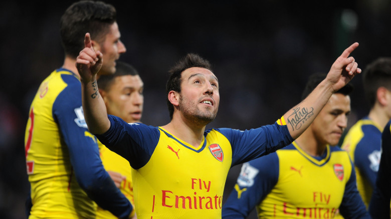 A great week for this man and all Gunners