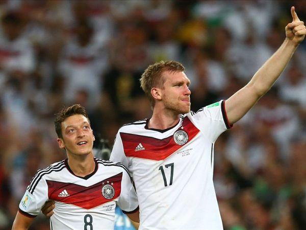 Our German stars had no pre-season...