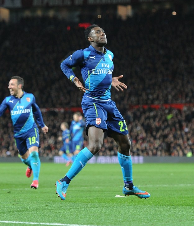 Welbeck scores the winner at OT