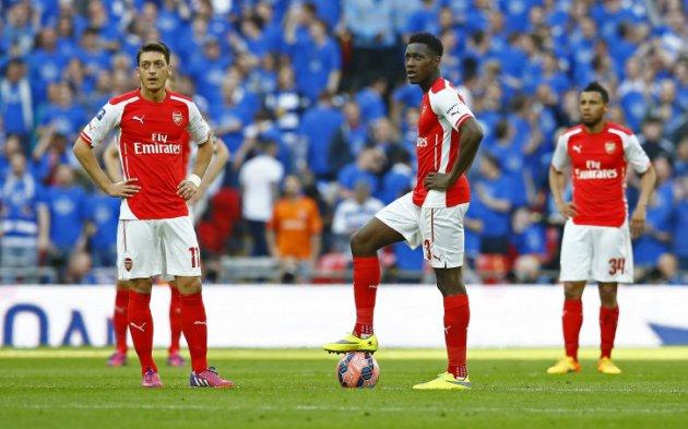 Reading v Arsenal - FA Cup Semi Final