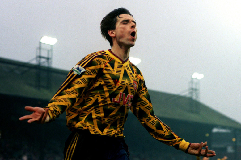 Alan Smith a true Highbury Here