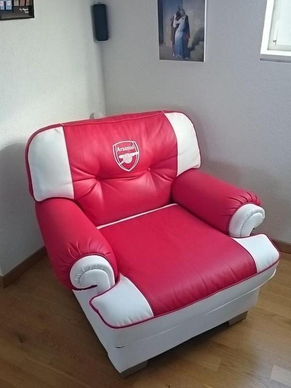 Andrea's Armchair