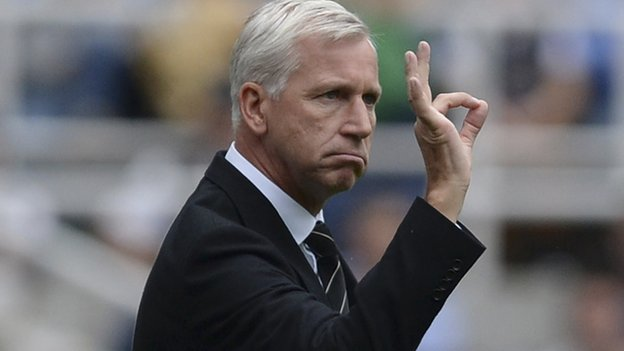 If Palace doesn't work out for Pardew, there's always darts...