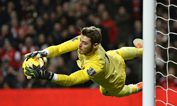 United's hero of 2014/15: David de Gea