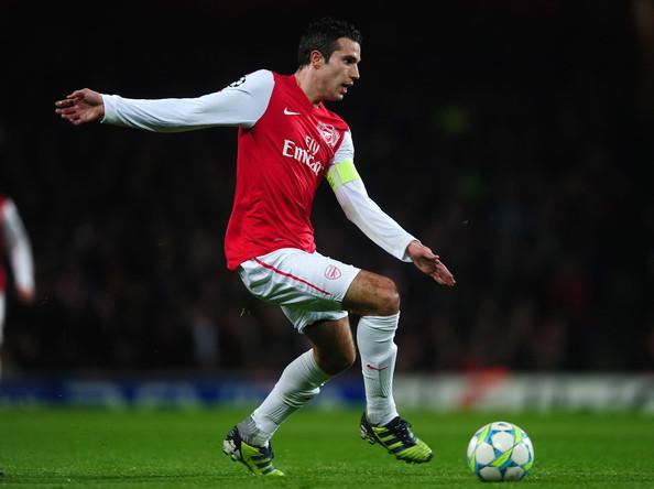 RVP was Arsenal's last complete striker.