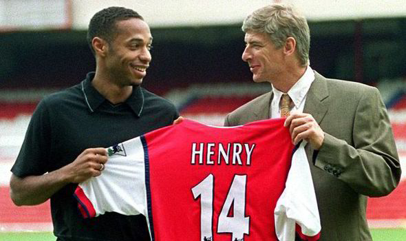 Wenger's Top 12 Signings - Agree/disagree?