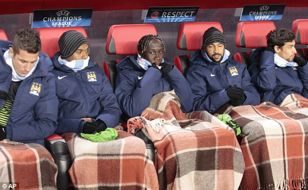 Most players like to play. Sagna likes being paid a lot to watch.