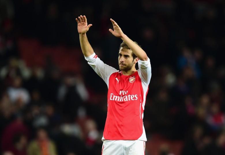 I don't see Flamini at Arsenal next season