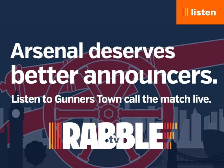Gunners Town Rabble TV