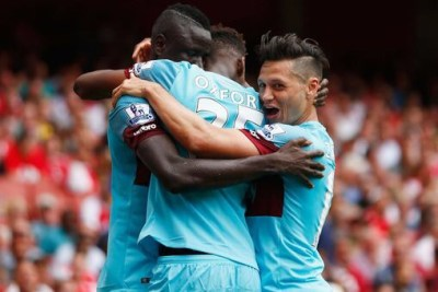 West Ham took their chances and deserved the win