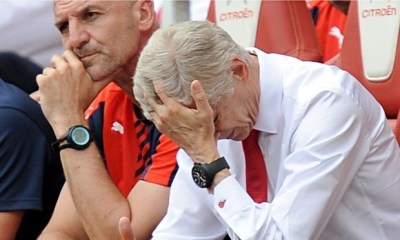 Wenger was not impressed - but selecting the right team is going to give him lots of headaches...
