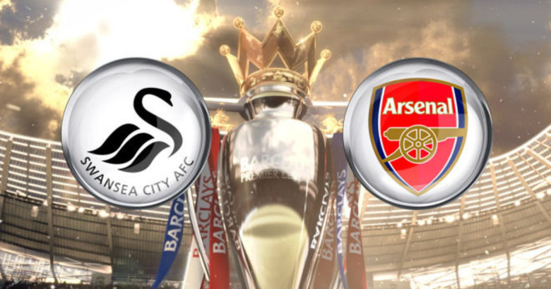 Swansea vs Arsenal