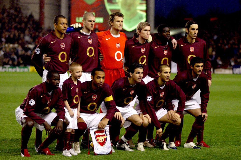 Arsenal 2005