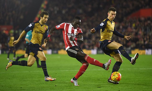 Flamini ineffective after good recent efficient recent outings