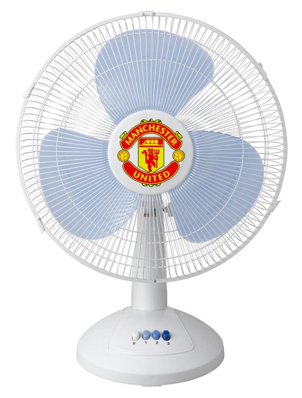 Just so you know - THIS is a plastic fan...