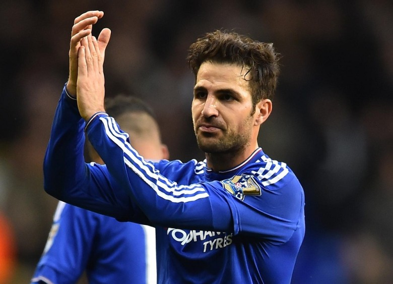 No love lost - Cesc responds to another hostile reception at the Emirates