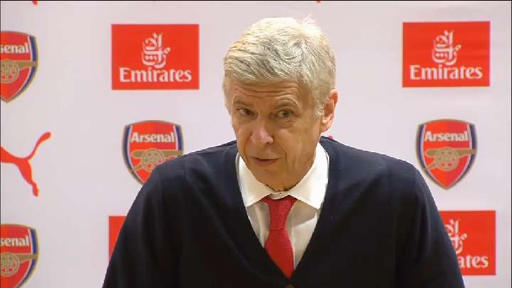 wenger post-match