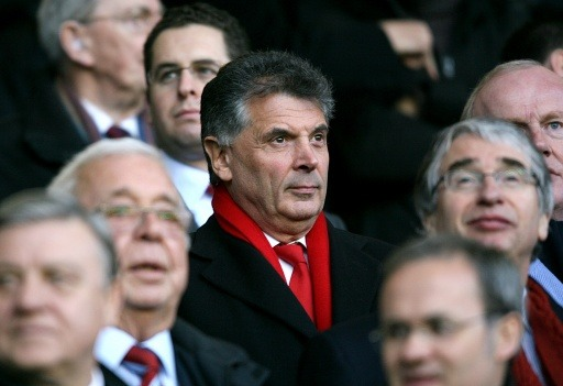 David Dein kept Wenger honest