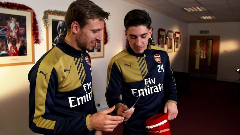 Wenger left out these 2 for Watfod