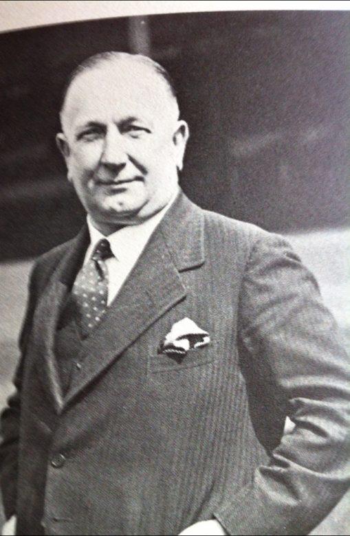 HERBERT CHAPMAN (1878 - 1934)