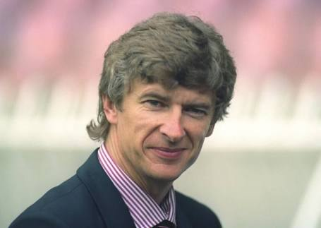 Wenger was hot property once, too