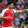 LONDON, ENGLAND - JULY 26:  Mikel Arteta of Arsenal issues instructions during the Emirates Cup match between Arsenal and VfL Wolfsburg at the Emirates Stadium on July 26, 2015 in London, England.  (Photo by David Rogers/Getty Images)