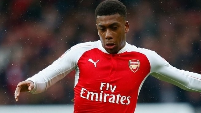 Iwobi's has nailed down an Arsenal starting place and looks to be in Wenger's plans for the future