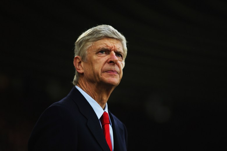 Wenger has been criticised for his hesitancy in the transfer window