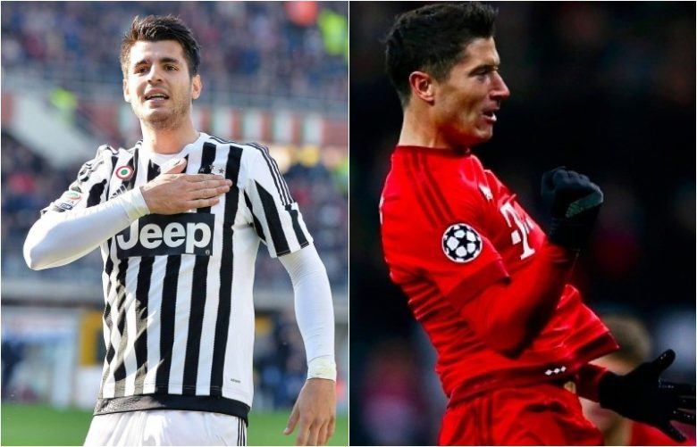 Tale of the times: Centre-Forwards at a Premium in Europe.