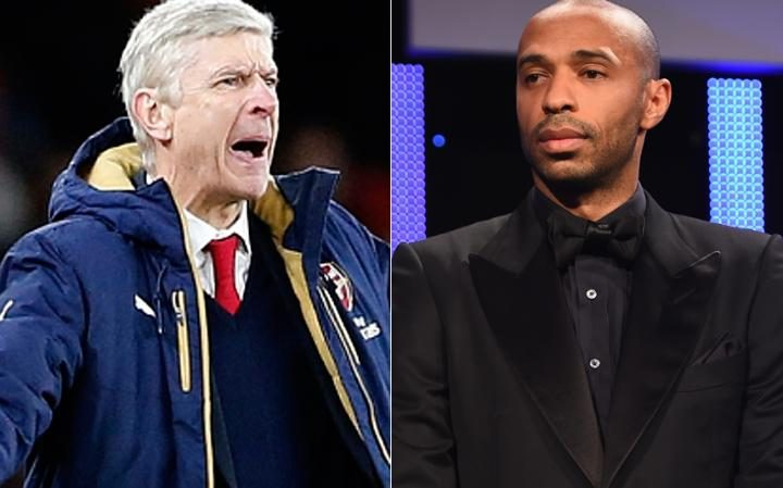 Henry critical of Wenger