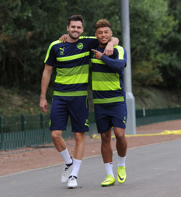 Jenko soon back in training